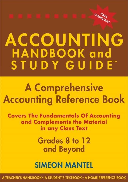 global book company accounting handbook study guide rh globalbookcompany co za free grade 12 accounting study guides grade 12 accounting study guide 2016